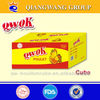 qwok logo 10g/piece vegetable stock cube