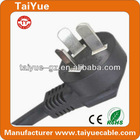 High Quality 3 Pin China Power Extension Cord