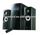 Full-function remote control 2.1 speaker