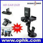 HD Car DVR/Vehicle dvr / car dvr recorder with wide angle