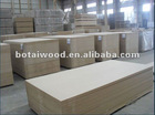 1830mm*3660mm waterproof raw MDF board