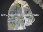 2010 new design silk neckerchief as best gift