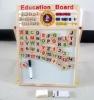 education letter board