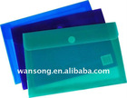 New style & Colourful Plastic PVC/PET File Folder