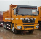 shacman dump truck with MAN F2000 truck technique