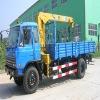 4-6 ton Cargo Crane Truck
