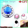 Round Diamonds purse hanger for table GFT-BH-B0010