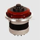 floor machine motor with gearbox