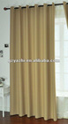 100% polyester blackout curtain for hotel and home