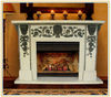 Natural Stone Mantel For Fireplace CR-214