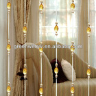 Bella Beaded Curtain Room Divider