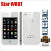 2012 Star W007 MTK6575 Android 4.0 Small Size Chinese Mobile Phones