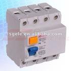 63amp 230/415V 6KA rcb SGID SERIRS rccb circuit breaker