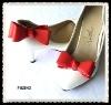 bow shoe accessories shoe clip