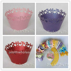 Kids Birthday Party Favor cupcake wrappers laser cut paper baking supply