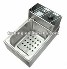 Single Tank Chips chicken fish Fryer