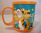 Customized 3D soft pvc cup for Gift /Sale