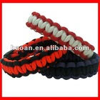 2012 latest wholesale paracord bracelet paracord bracelet accessories wpb-0018
