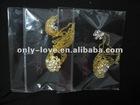 muslim chain hijab pins fashion brooches scarf pins BZ058