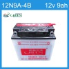 12N Series Conventional Motorcycle Battery 12V9AH (12N9A-4B)