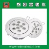 Hot sale high power 9W cree LED celling down lighting