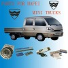 PARTS FOR HAFEI MINI TRUCKS AND MINI VANS