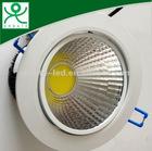 220v round led cob ceiling downlight