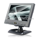 Connect to Car pc 8 inch tft lcd higt brigtness car monitor