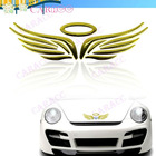 3D Car Logo Wings