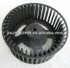 fan parts 135x55 blower wheel fan impeller for home appliance parts