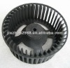 fan parts 135x55 blower wheel fan impeller for home appliance parts