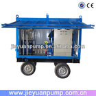 Hot sell ship hull water blaster for shipyard rust remove paint remove