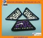 OEM/customed,fashional design,durable silicone trademark