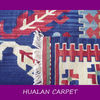 Handwoven Antique Wool Turkish Kilim Carpets