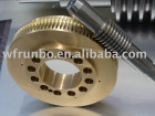Customized worm gear