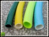 3 layers light duty green pvc garden hose