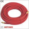 """Rubber Hose with 1/4"""" Double Male Fitting RH-20502"""