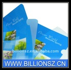 PP plastic Document A4 file folders