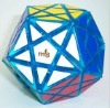 magic cube MF8/Starminx/Blue,black,white