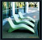 2012 TOP Sale Rotational Durable&moon Chair&Rotomolding LOUNGE Chair Manufacturer(MC003)