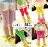Hot sale leisure Children's Pants children's summer leggings children cargo pants