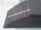 closed cell rubber foam elastomeric insulation for equipment