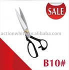 Forged Tailor's Scissors 10 inch