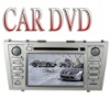 7 inch special car DVD for Toyota Camry with Bluetooth RDS USB/SD Slots