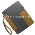 Western culture style cowboy Accessory Leather Carrying Case for leather case cover for apple iPad 3