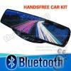 wireless handfree car installation kit Bluetooth rearview mirror