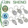 Multi-Shape Eco-friendly Metal Key Chain for Men