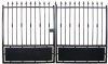 Wrought Iron Gate 8099