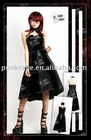 Punk Rave Q-133 Black Noble Gothic Dress
