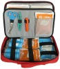 Economical standard type car first aid kit